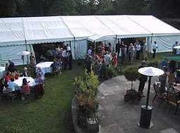 Wedding hog roast event in Hampshire